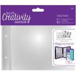 Creativity Essentials A6 Stamp Pockets 6/Pkg