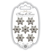 Heart Cluster - Craft Consortium Always & Forever Rhinestone Embellishments