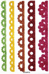 Lace Borders Stick Ems - Queen & Co
