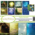 Fairy Forest Page Kit - Reminisce