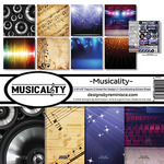 Musicality Page Kit - Reminisce