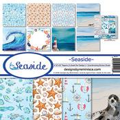 Seaside Page Kit - Reminisce