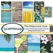 The Shipwreck Club Page Kit - Reminisce