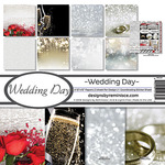 Wedding Day 2016 Page Kit - Reminisce
