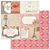 Journal Cards Paper - Julie Nutting Belle Vie - Photoplay