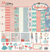 Paper Dolls Collection Pack - Julie Nutting - Photoplay
