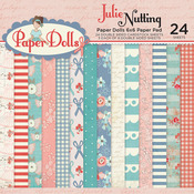 Paper Dolls 6 x 6 Paper Pad - Julie Nutting - Photoplay