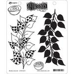 "Branching Out Dylusions Cling Stamp Collections 8.5""X7"""