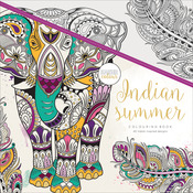 Indian Summer - KaiserColour Perfect Bound Coloring Book