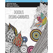Doodles - Trends Coloring Book