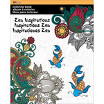 Zen Inspirations - Trends Coloring Book