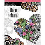Boho - Trends Coloring Book