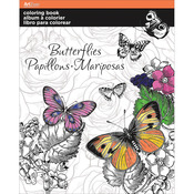 Butterfly - Trends Coloring Book