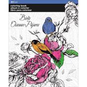 Birds - Trends Coloring Book
