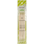 """Size 11/8mm - Bamboo Double Pointed Needles 8"""""""