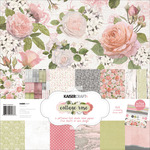 Cottage Rose Paper Pack - Kaisercraft