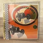 Pole Position - Gentleman's Journey A4 Topper Set