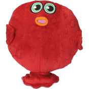 Blow Fish - Hear Doggy Plush Toy Small