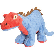 Blue - GoDog Dinos Spike With Chew Guard Large