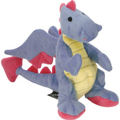 Periwinkle - GoDog Dragons With Chew Guard Large
