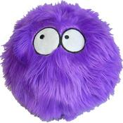 Purple - GoDog FurBallz With Chew Guard Small
