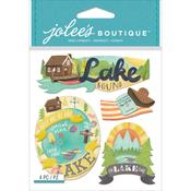 Lake Jolees Boutique Dimensional Stickers