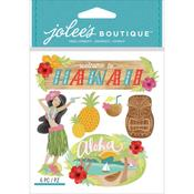 Hawaii Jolees Boutique Dimensional Stickers