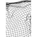 Fishing Net Coastal Escape Background Stamp - KaiserCraft