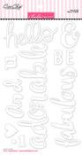 Hello There Chipboard Scripts - Bella Blvd