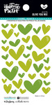 Olive You Enamel Heart Stickers - Illustrated Faith