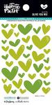 Olive You - Illustrated Faith Basics Enamel Heart Stickers