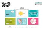 Friendship - Illustrated Faith Basics Blessings By Mail Postcards 12/Pkg