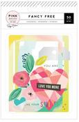 Fancy Free Ephemera - Pink Paislee