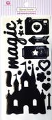 Magic Castle Epoxy Icon Stickers - Queen & Co