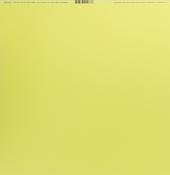Lemon Sherbet Smoothies 12 x 12 Cardstock - Bazzill