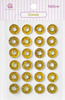 Yellow Donuts Stickers - Queen & Co