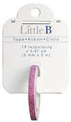 Pink Glitter Washi Tape - Little B