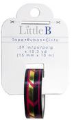 Arrow Tribal Gold Foil Washi Tape - Little B