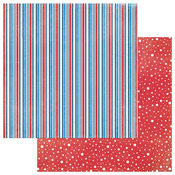 Stripes Paper - Main Street Parade - Photoplay