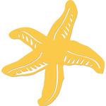 Starfish Die  - Kaisercraft