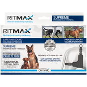 Large Red - EZ Dog By Ritmax Rear Harness