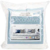 """16""""X16"""" FOB: MI - Decorative Pillow Insert Twin Pack"""