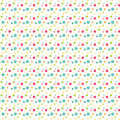 Multi Dot Paper - Summer Daydreams - Photoplay