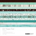 Sea Breeze 6 x 6 Paper Pad - KaiserCraft