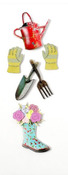 Gardening Mini Stickers - Little B