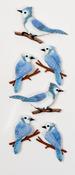 Blue Jays Mini Stickers - Little B