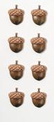 Acorns Mini Stickers - Little B