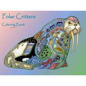 Polar Critters - EarthArt Coloring Book
