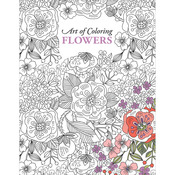 Art Of Coloring Flowers - Leisure Arts