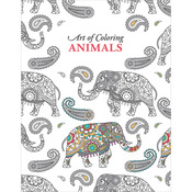 Art Of Coloring Animals - Leisure Arts
